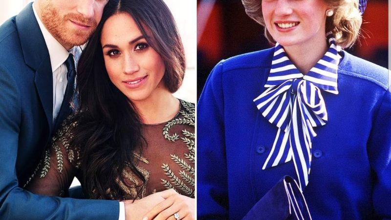 Prințesa Diana a prezis distanțarea prințului Harry de familia regală