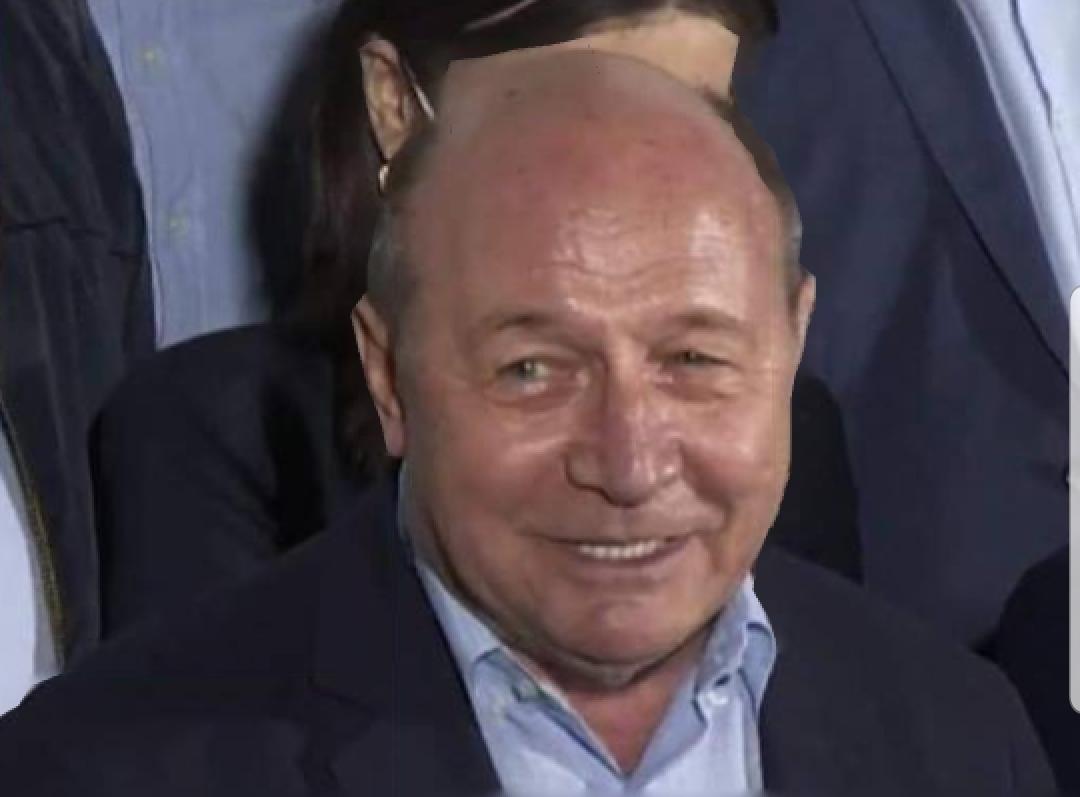 """Băsescu: """"Sper că Nicuşor Dan nu îşi va prelua mandatul până nu va retrage toate cele 44 de procese intentate PMB"""""""
