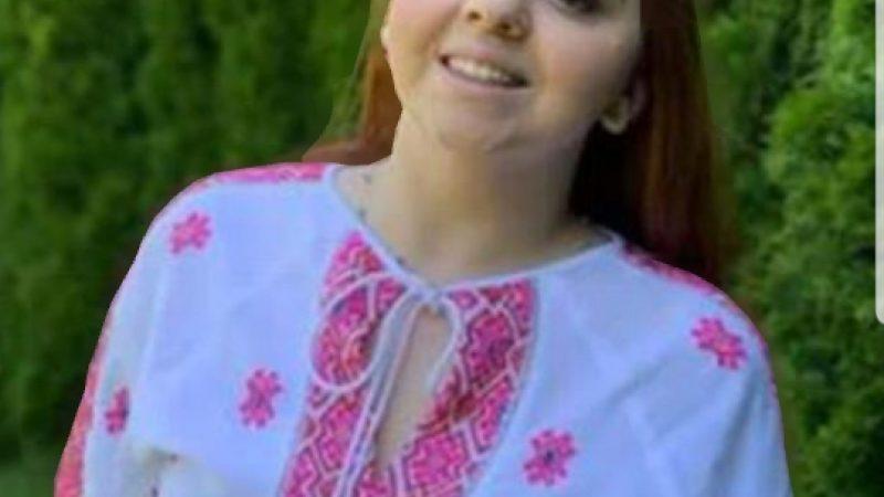 Anca Alina Baciu are 24 de ani și este noul primar al comunei Corbi, județul Argeș