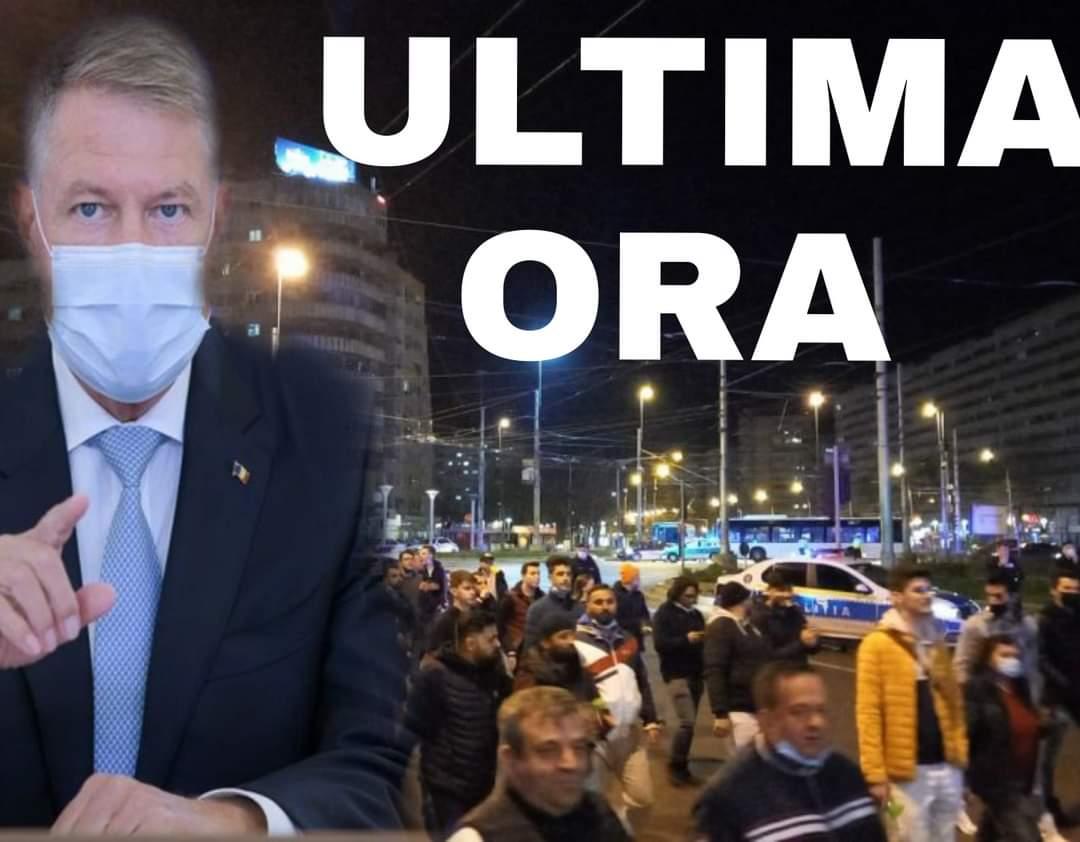 Klaus Iohannis, prima reacție după proteste. Ce le-a transmis președintele românilor