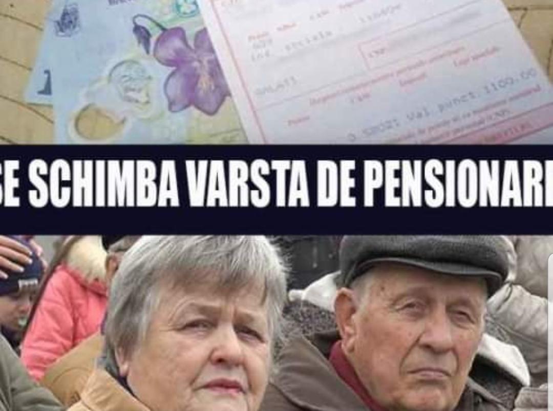 Se schimba varsta de pensionare. Se va putea iesi la pensie la 70 de ani!