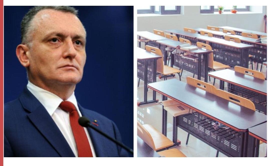 Ministrul Educaţiei aruncă bomba: Toți elevii revin fizic în școli din 3 mai. Care sunt cele patru condiţii ca scenariul să devină viabil!